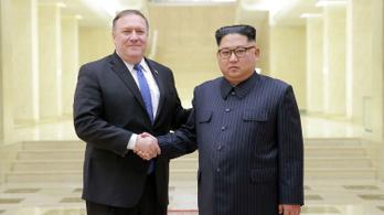 Mike Pompeo: Oroszország tudatosan megfúrja az Észak-Korea elleni gazdasági szankciókat
