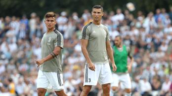 Dybala eddzen úgy, mint Ronaldo és visszakerül a kezdőbe