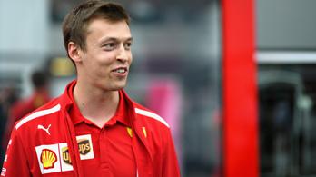 Kvjat 2019-ben visszatér az F1-be