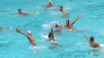 Az olimpiai bajnok szerbeket verve világkupa-döntős a pólóválogatott