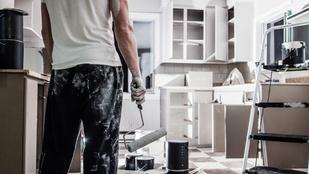 Lakásfelújítás? Huh! Adunk pár tippet, hogy közben ne kapj agyvérzést!