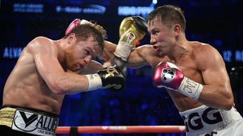 Álvarez legyőzte a verhetetlent, ő a középsúlyú világbajnok