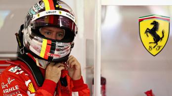 Vettel 19-re lapot húzott volna az időmérőn, a Ferrari nem engedte