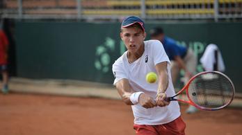 Elbukhatja a Davis-kupa-selejtező rendezését Magyarország?