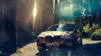 Amorf guruló nappalit mutatott a BMW
