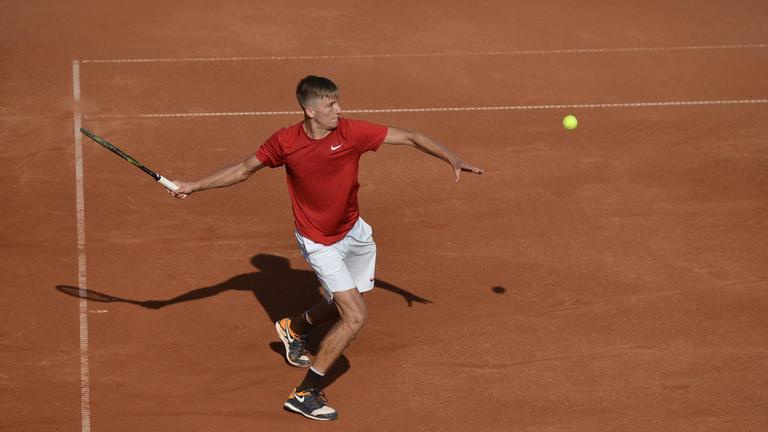 Nagyot harcolt a magyar csapat, de a csehek nyertek a Davis-kupában