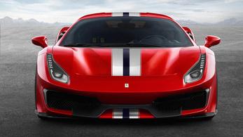 51 Ferrarit nyírt ki a tájfun
