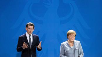 Merkel és Kurz is támogatja az uniós javaslatot az EU külső határainak védelméről