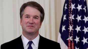 Szexuális zaklatással vádolja egy nő Trump konzervatív főbírójelöltjét