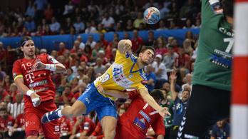 Ettől a Sterbik-védéstől ugrott talpra az EHF riportere