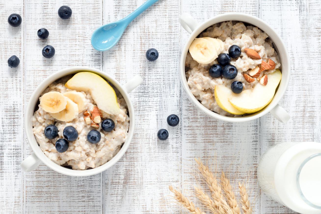 Gyümölcsös, házi zabkása: szuperegészséges és finom reggeli