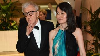 Megtörte hallgatását Woody Allen felesége