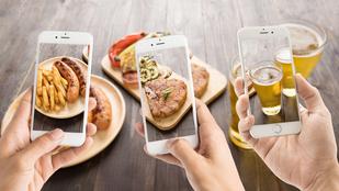 Kiderült, melyik ételből készül a legtöbb Insta-poszt Magyarországon