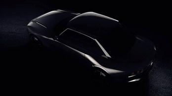 Stílusos autót készül bemutatni a Peugeot