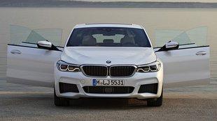 Megérkezett Malajziába a tavaly bemutatott BMW 6 GT legelső példánya