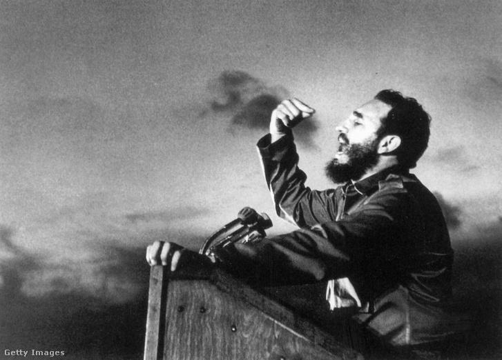 Fidel Castro 1960 körül