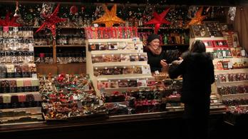 Milliós kereset is összejöhet egy karácsonyi vásáros eladónak