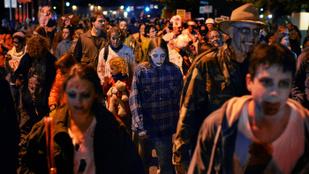 Az USA-nak van vészforgatókönyve zombiinvázió esetére