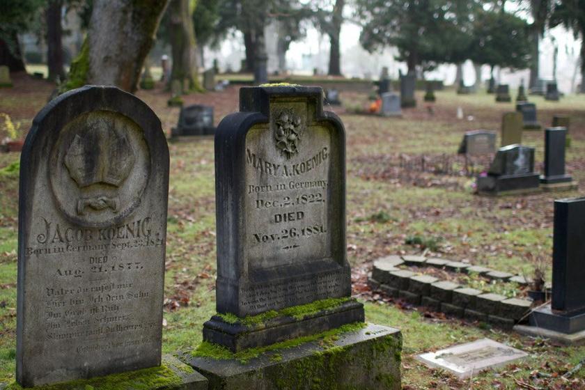 Kísérteties helyek a világ legrégibb temetői - 1058-ból származó sír is van némelyikben