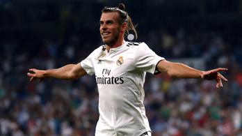 Bale: Mindenki nyugodtabb Ronaldo nélkül a Realban