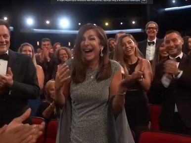 Ez volt az Emmy-gála legmegdöbbentőbb jelenete