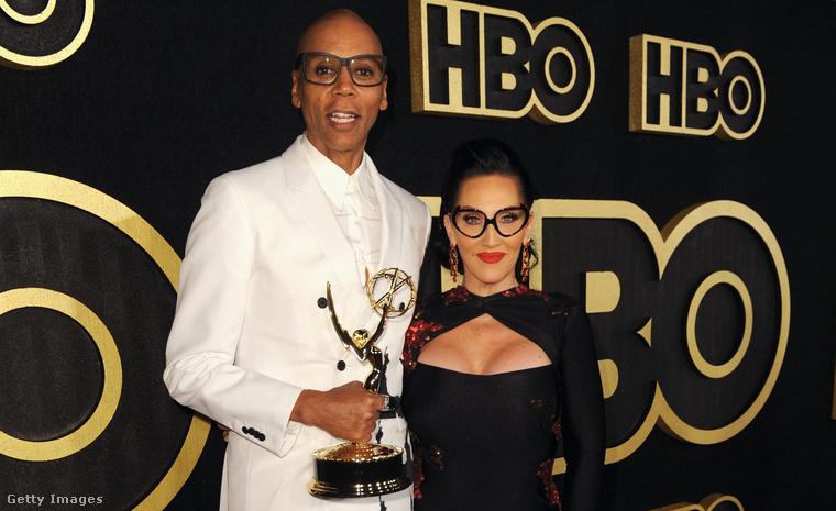 RuPaul és Michelle Visage. Kattintson a képre a nagyobb verzióért!