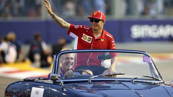 Sose osztották még így ki Räikkönent