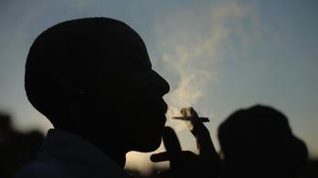 Mától nem ütközik törvénybe a füvezés a Dél-afrikai Köztársaságban