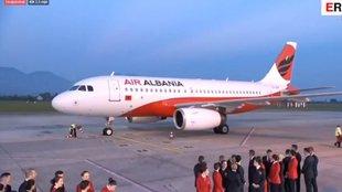 Elindult az Air Albania