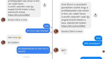 Brutálisan egyszerű módszerrel törik fel magyar lányok Facebook-fiókjait