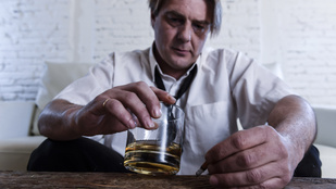 A másnapos szorongás az alkoholizmus előszobája