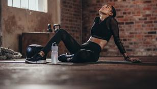 D-vitaminnal jobban bírod az edzést is!