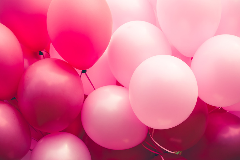 A legősibb szín a rózsaszín.