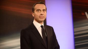 Visszavonul a politikától Christian Kern volt osztrák kancellár