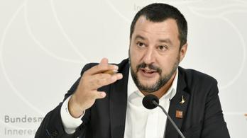 Salvini pártja csalt, de elég 75 év alatt törlesztenie