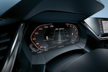 A BMW Z4 műszeregysége: a Toyotáé biztosan nem ilyen lesz