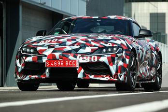 Toyota, ami olyan jó, mint egy BMW