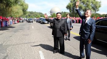 Rakétaleszerelésről állapodott meg a két Korea