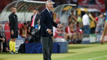 Carlo Ancelotti kiakadt a Crvena Zvezdára