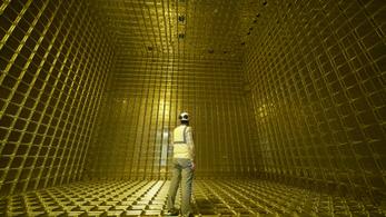Neutrínót fogott a CERN új detektora