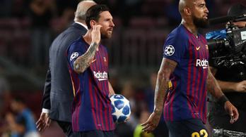 Messi 8. BL-labdáját vitte haza