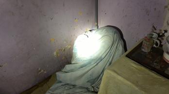 Ember még nem rejtőzött el rendőrök elől úgy, mint a debreceni Fantomas
