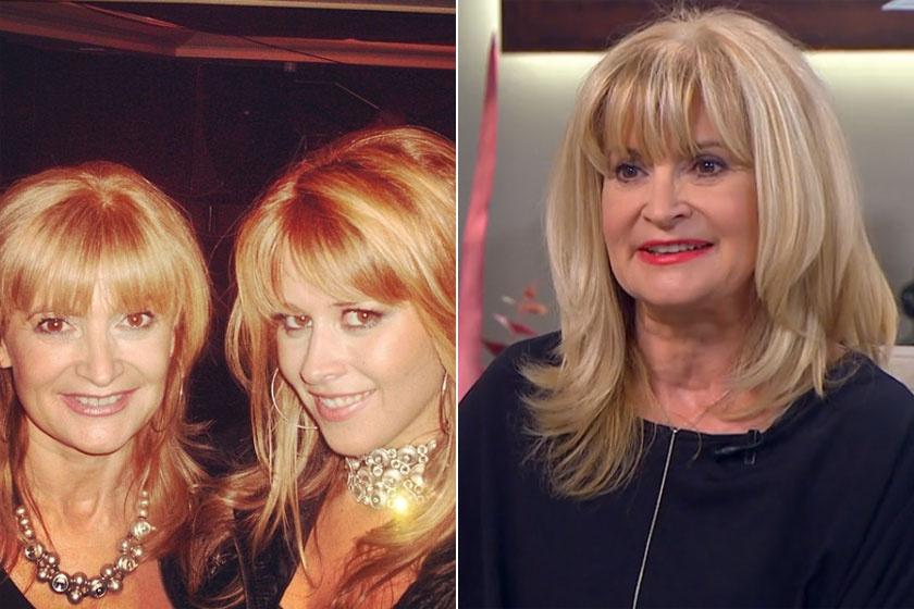 Király Linda le sem tagadhatná gyönyörű édesanyját, Gabriellát. Nagyon hasonlítanak egymásra.