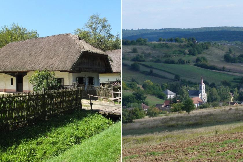 Mesebeli lankák között bújnak meg: a Zselic legszebb falucskáit látni kell
