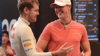 Vettel: Kikérném Schumacher véleményét