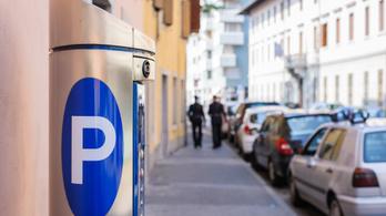 Parkolóautomatákból lopott 607 000 eurót, mindet prostituáltakra költötte