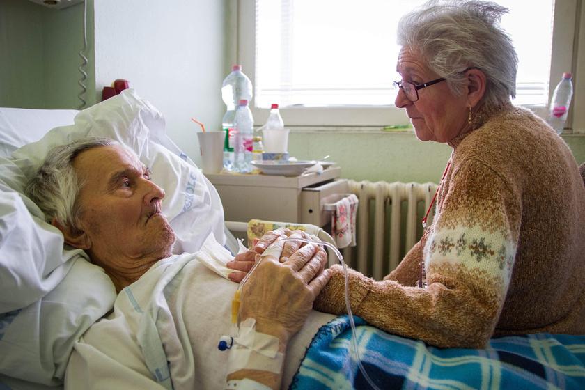 Feri bácsi bezárva élt, az emlékei teljesen eltűntek: az Alzheimer fokozatosan fosztotta meg attól, aki