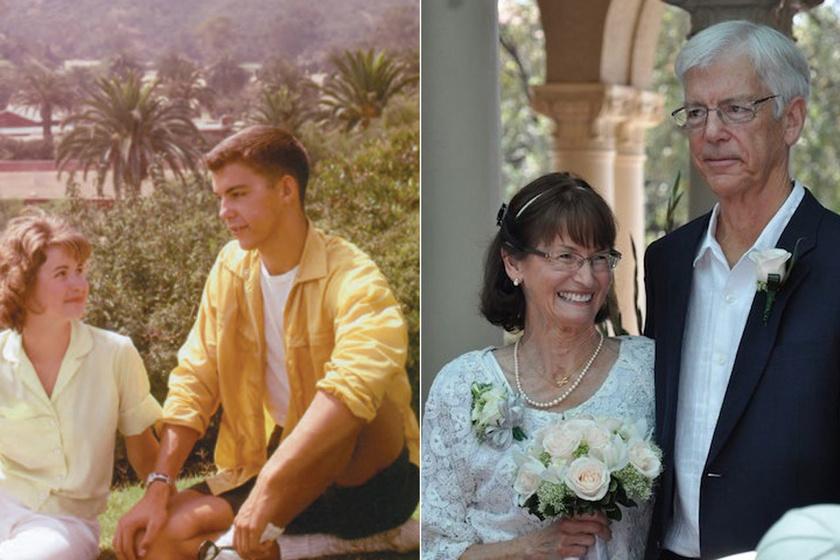 Romantikus filmnek hangzik, pedig tényleg így történt: 50 év után újra egymásra talált a szerelmespár
