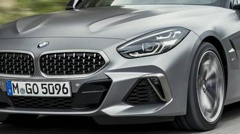 Négyhengeres BMW sportkocsik a láthatáron