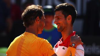 Nadal nem indul kínában, Djokovics lehet a világelső